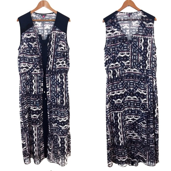 Vince Camuto Dresses & Skirts - Vince Camuto Modern Tribe Maxi Dress